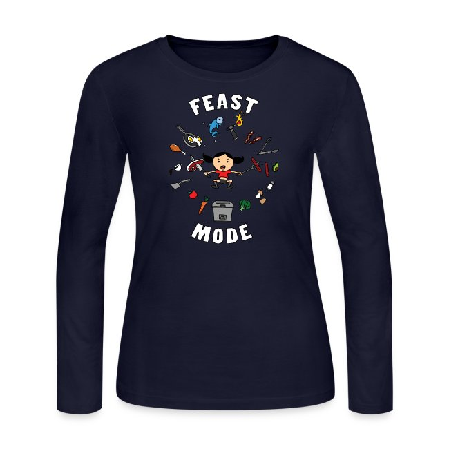Feast Mode (Long Sleeve)
