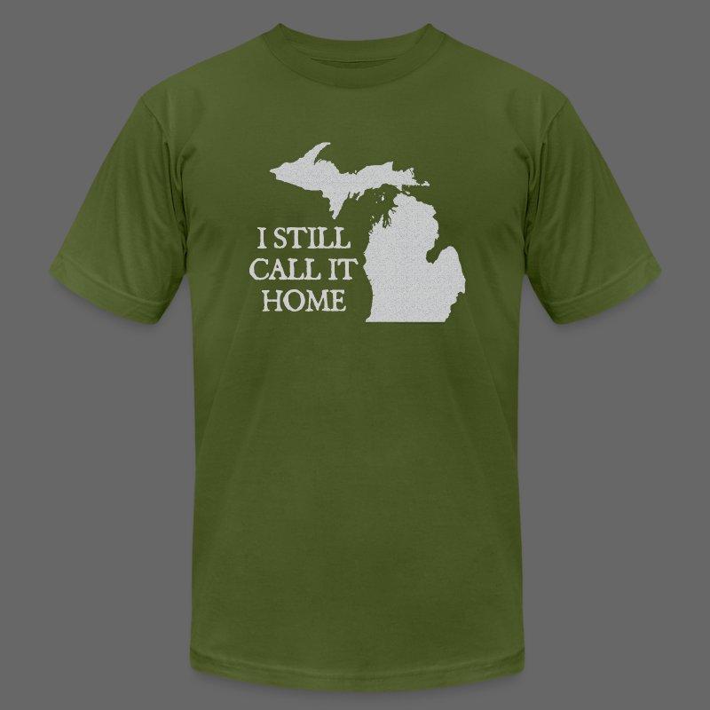 I Still Call It Home - Men's Fine Jersey T-Shirt