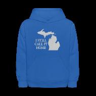 Sweatshirts ~ Kids' Hoodie ~ I Still Call It Home