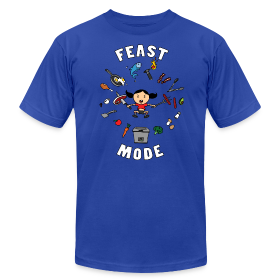 Feast Mode (Men's) ~ 316