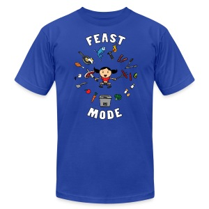 Feast Mode (Men's) - Men's Fine Jersey T-Shirt