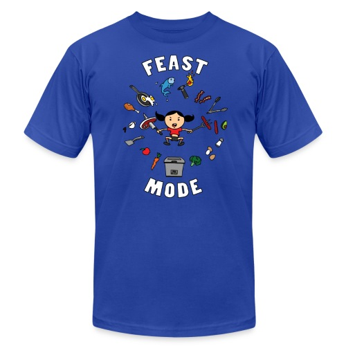 Feast Mode (Men's) - Men's  Jersey T-Shirt