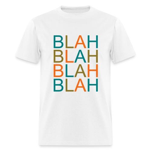 BLAH - Men's T-Shirt