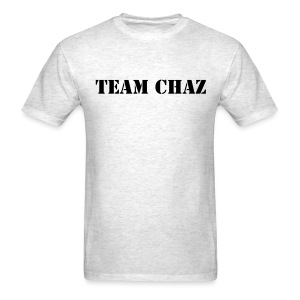 GO CHAZ! - Men's T-Shirt