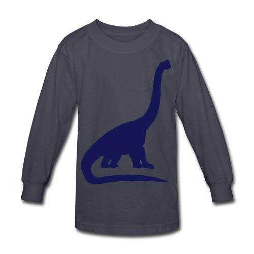 Brachiosaurus - Kids' Long Sleeve T-Shirt