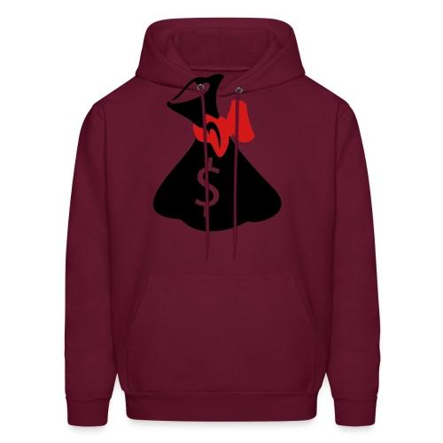 Money bag hoodie - Men's Hoodie