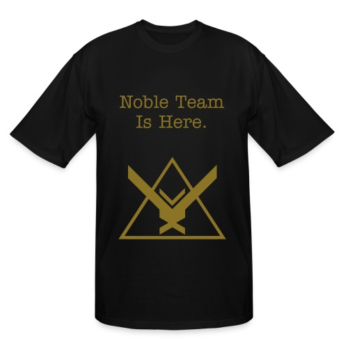 Noble Team T-Shirt - Men's Tall T-Shirt