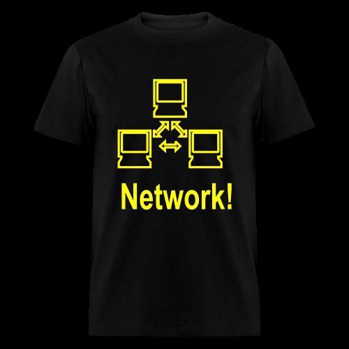 Network! - Men's T-Shirt