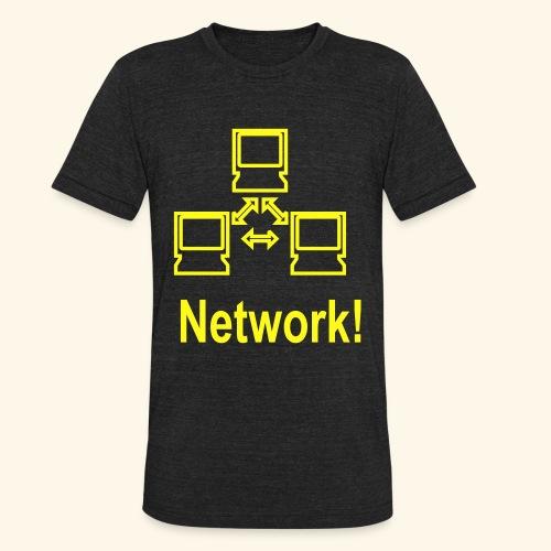 Network! - Unisex Tri-Blend T-Shirt