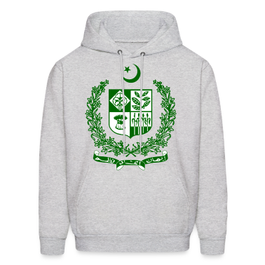 Crest Pakistan (dd)++ Hoodies
