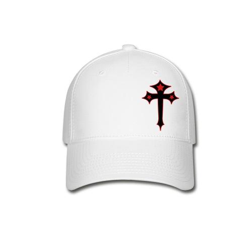 3 CROSSES BASEBALL HAT - Baseball Cap