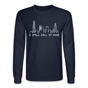 I Still Call It Home - Men's Long Sleeve T-Shirt