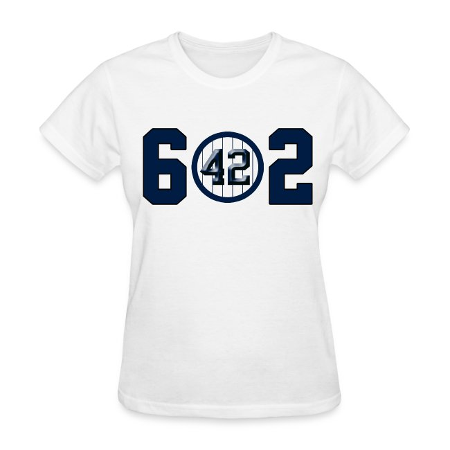 Mariano Rivera Style 602 Saves T-shirt