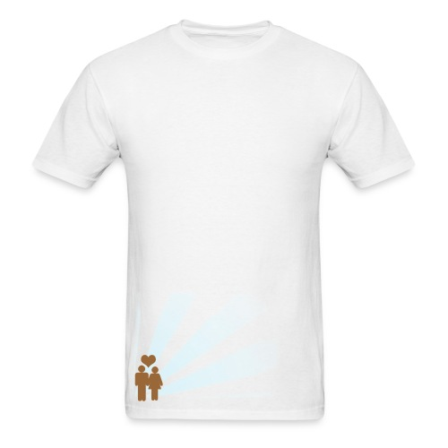 Sun Setted Love - Men's T-Shirt