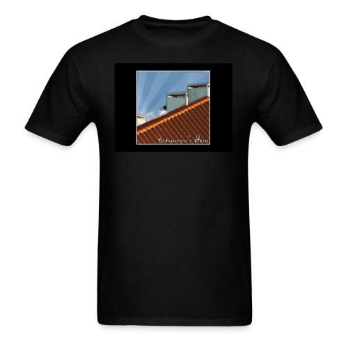 Tomorrows Hero - A Vision Above - Men's T-Shirt