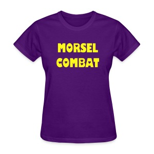 Auntie Morsel - Women's T-Shirt