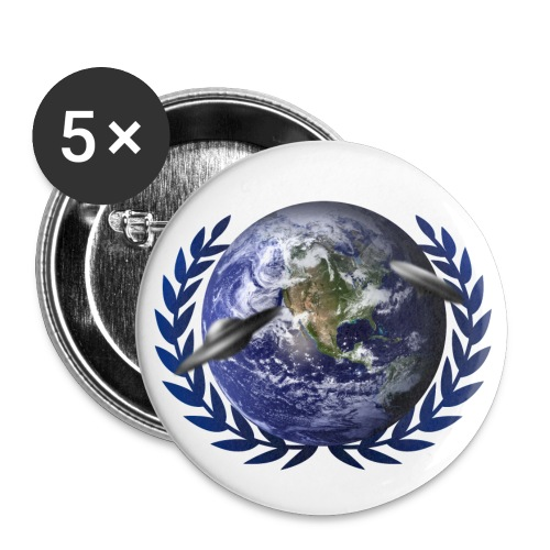 World UFO day Buttons - Small Buttons