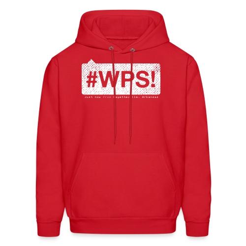#WPS - Hoodie - Men's Hoodie