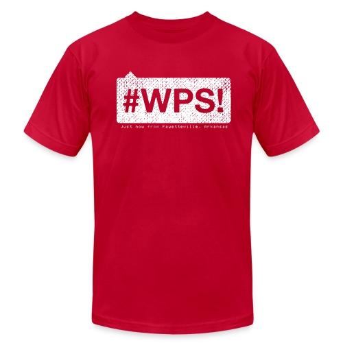 #WPS - American Apparel - Men's  Jersey T-Shirt