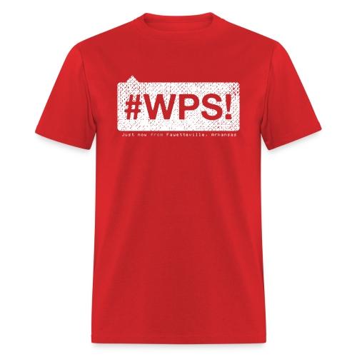#WPS - Regular Tee - Men's T-Shirt
