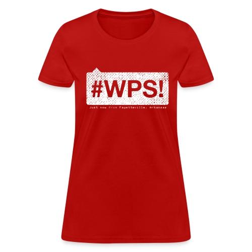 #WPS - Womens Tee - Women's T-Shirt