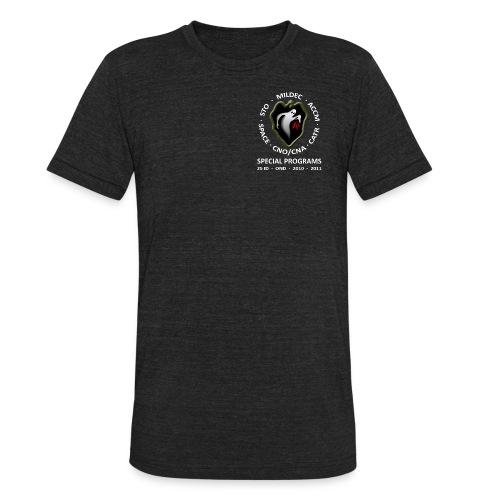 Special Programs 25ID Men's Vintage Black Shirt - Unisex Tri-Blend T-Shirt