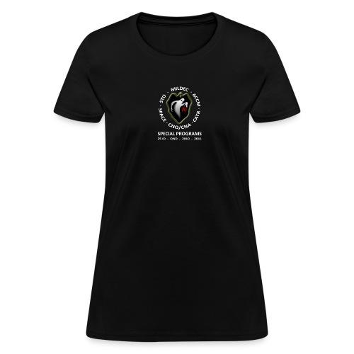 Special Programs 25ID Ladies Standard Black Shirt - Women's T-Shirt