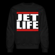 Long Sleeve Shirts ~ Crewneck Sweatshirt ~ Jet Life
