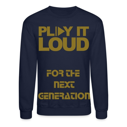 FOR THE GENERATION SWEATSHIRT - Crewneck Sweatshirt