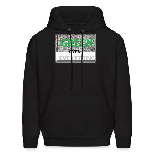 over everything - Men's Hoodie