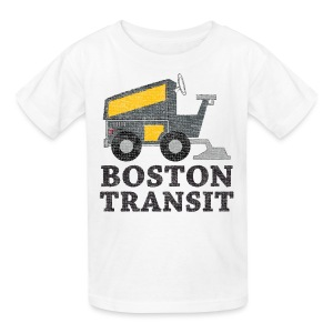 Boston Transit - Kids' T-Shirt