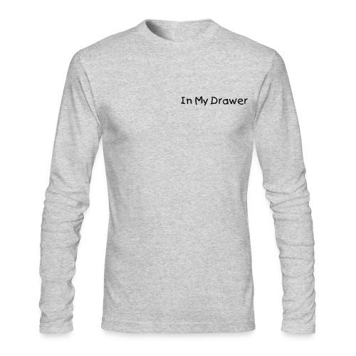 InMyDrawer - Men's Long Sleeve T-Shirt by Next Level
