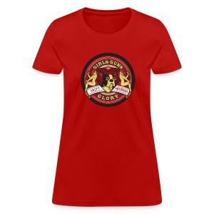 Ladies Standard Weight - GGG Sweet Nothings - Women's T-Shirt