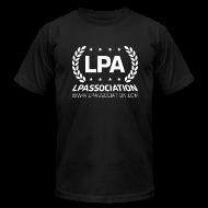 T-Shirts ~ Men's T-Shirt by American Apparel ~ LPA Original T-Shirt (NEW MATERIAL)