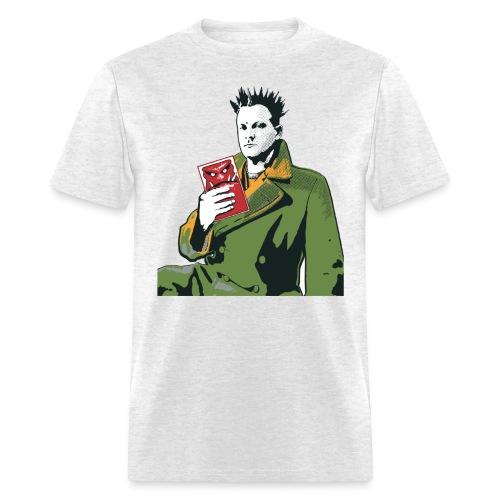 Men's Grey Tee - Men's T-Shirt
