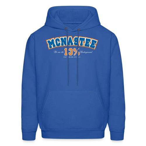 McNastee 13% Hoodie - Men's Hoodie