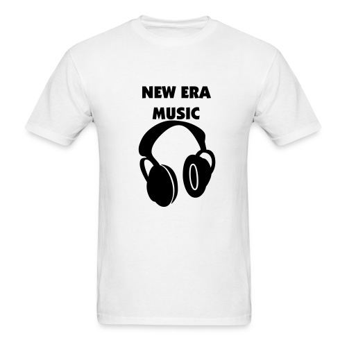 Men's T-Shirt - NEW ERA MUSIC BABY