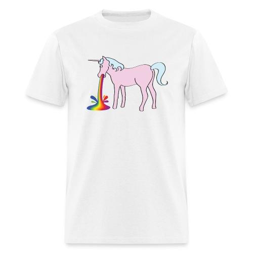 Inappropriate Unicorn - FOR MEN! - Men's T-Shirt
