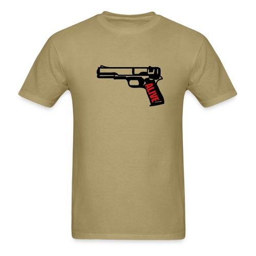 Pistol - Men's T-Shirt