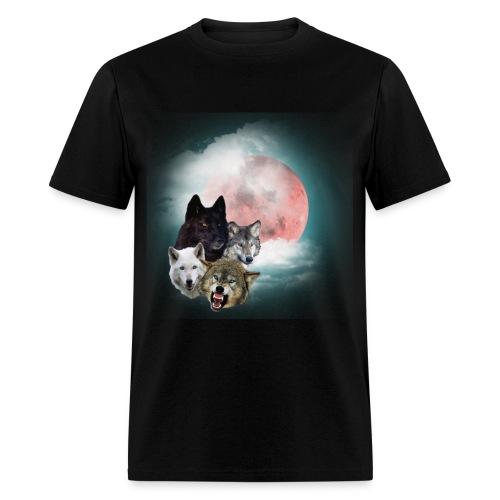 Wolf Moon shirt - Men's T-Shirt