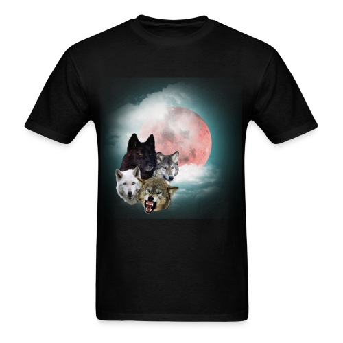 Wolf Moon shirt - Men's T-Shirt