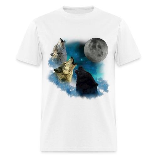 Wolf Moon 2 shirt - Men's T-Shirt
