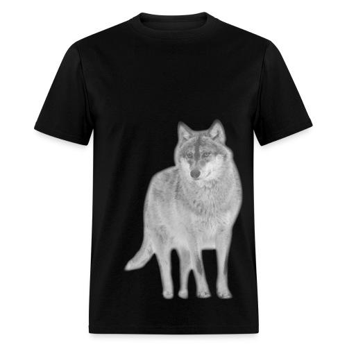 Ghost of Wolf Man T-shirt - Men's T-Shirt