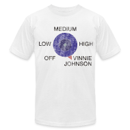 T-Shirts ~ Men's T-Shirt by American Apparel ~ The Microwave