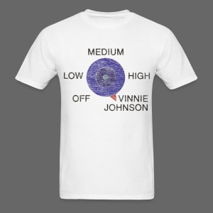 The Microwave - Men's T-Shirt
