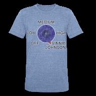 T-Shirts ~ Unisex Tri-Blend T-Shirt ~ The Microwave