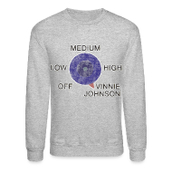 Long Sleeve Shirts ~ Crewneck Sweatshirt ~ The Microwave