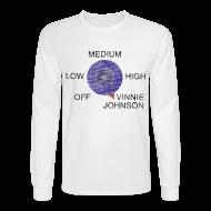 Long Sleeve Shirts ~ Men's Long Sleeve T-Shirt ~ The Microwave