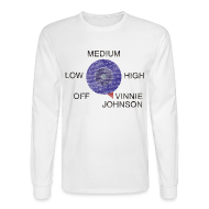 Long Sleeve Shirts ~ Men's Long Sleeve T-Shirt ~ The Microwave