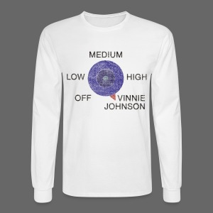 The Microwave - Men's Long Sleeve T-Shirt